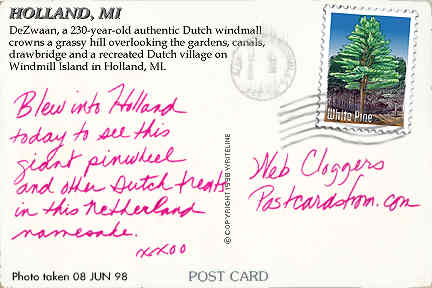 All images Copyright © 1997 - 2000 WriteLine. All Rights Reserved. White Pine tree stamp
