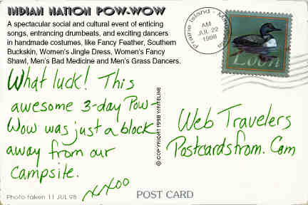 All images Copyright © 1997 - 2000 WriteLine. All Rights Reserved. Loon bird postage stamp