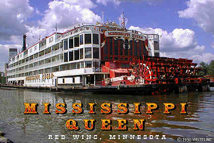 All images Copyright © 1997 - 2000 WriteLine. All Rights Reserved. Stern Wheeler