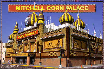 All images Copyright © 1997 - 2000 WriteLine. All Rights Reserved. Onion Domes and Corn Murals