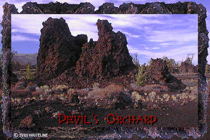All images Copyright © 1997 - 2000 WriteLine. All Rights Reserved. Volcanic rocks