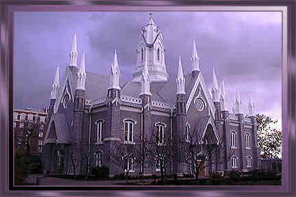 All images Copyright © 1997 - 2000 WriteLine. All Rights Reserved. Temple Square