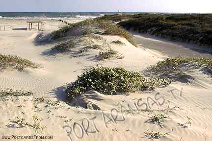 All images Copyright © 1997 - 2000 WriteLine. All Rights Reserved. Texas beach