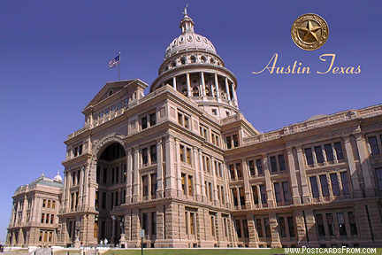 All images Copyright © 1997 - 2000 WriteLine. All Rights Reserved. Texas State Capitol
