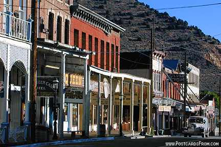 All images Copyright © 1997 - 2000 WriteLine. All Rights Reserved. Virginia City, Nevada