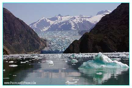 All images Copyright © 1997 - 2000 WriteLine. All Rights Reserved. icebergs and glacier
