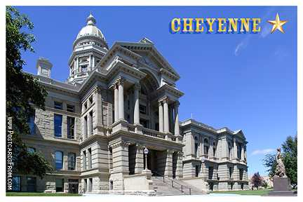 All images Copyright © 1997 - 2000 WriteLine. All Rights Reserved. Cheyenne Capitol