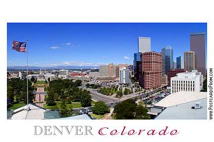 All images Copyright © 1997 - 2000 WriteLine. All Rights Reserved. Denver Skyline