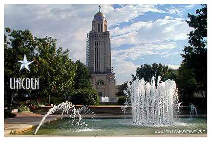 All images Copyright © 1997 - 2000 WriteLine. All Rights Reserved. Lincoln NE Capitol