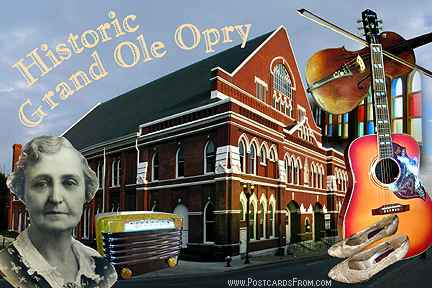 All images Copyright © 1997 - 2000 WriteLine. All Rights Reserved. Grand Ole Opry