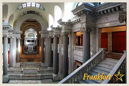 All images Copyright © 1997 - 2000 WriteLine. All Rights Reserved. Frankfort KY capitol