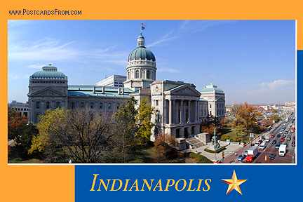 All images Copyright © 1997 - 2000 WriteLine. All Rights Reserved. Indianapolis IN Capitol