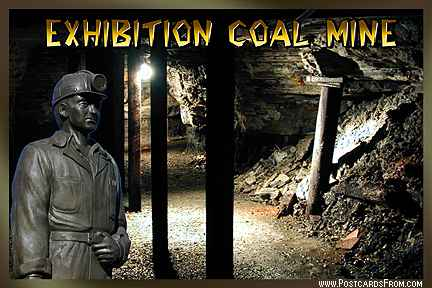 All images Copyright © 1997 - 2000 WriteLine. All Rights Reserved. coal mine